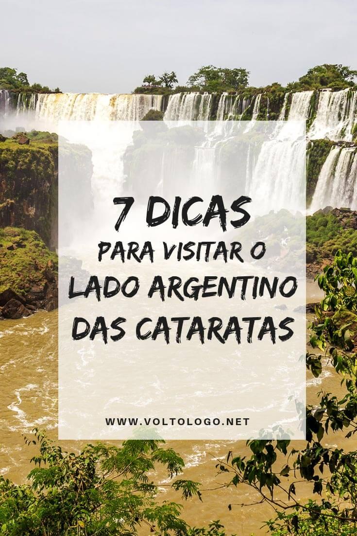 Cataratas na Argentina: Descubra como chegar, quanto custa, como é o Gran Aventura, como são os circuitos e muitas outras dicas para você aproveitar o melhor do lado argentino das Cataratas do Iguaçu.