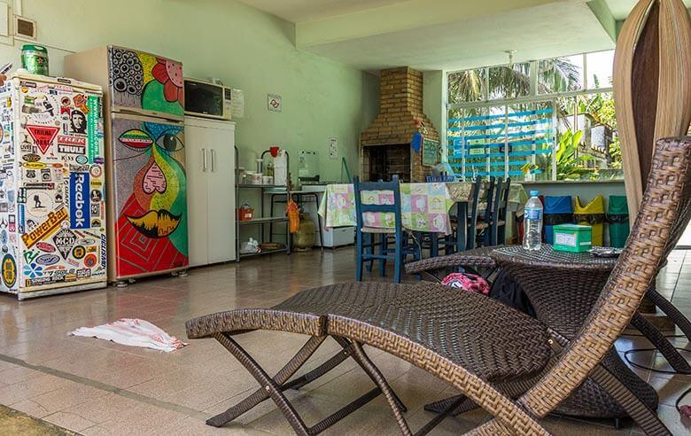 hostels baratos em Ubatuba