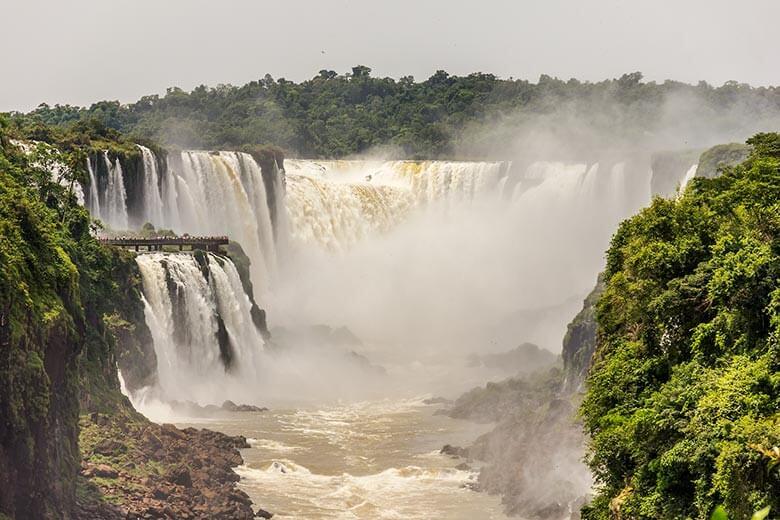 lado argentino das cataratas - dicas