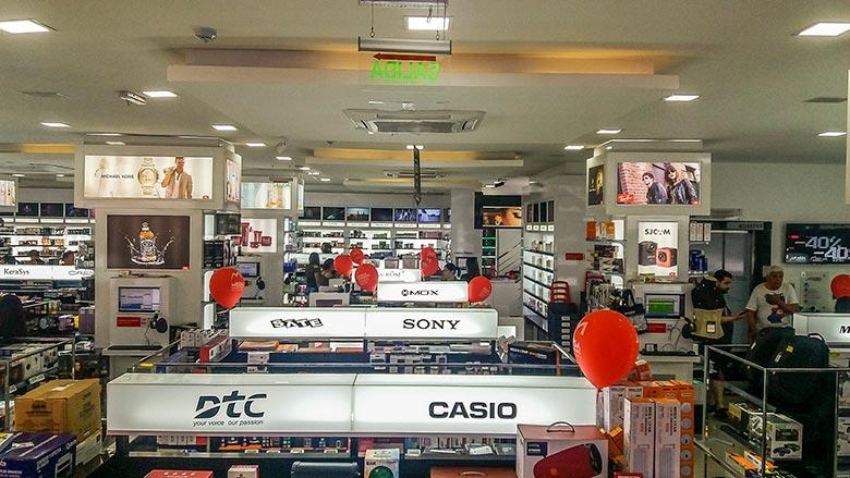 lojas confiáveis no Paraguai - dicas