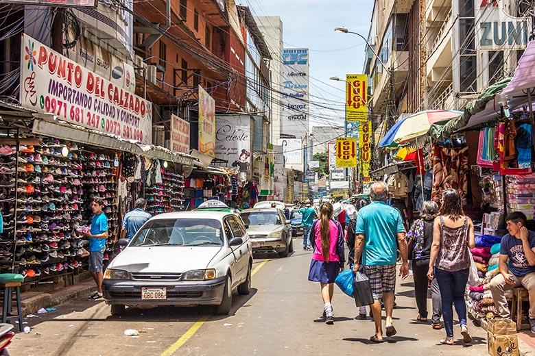 vale a pena fazer compras no Paraguai?
