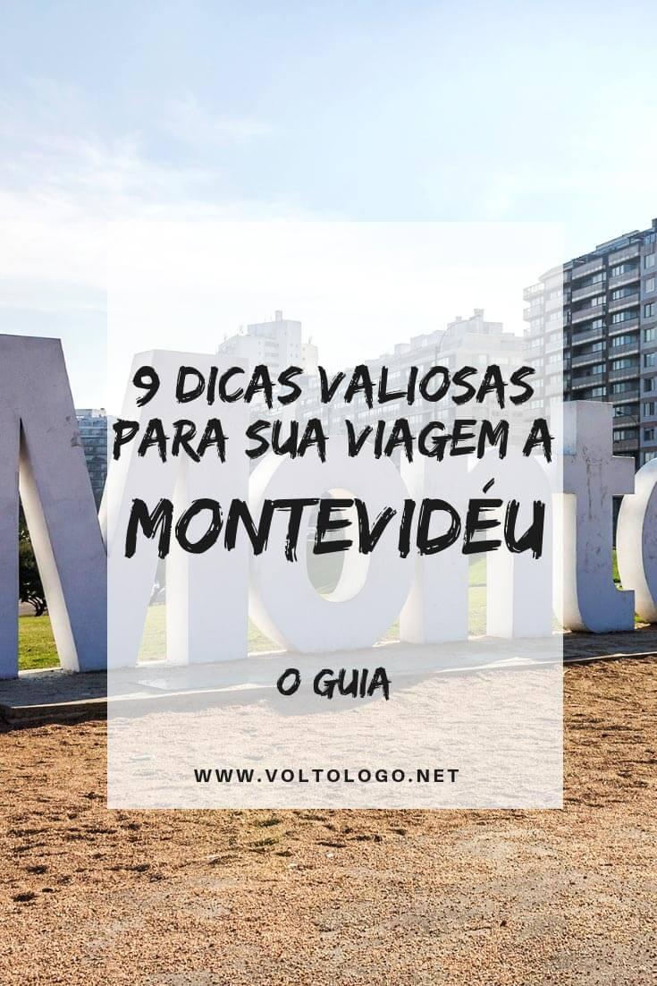 Montevidéu, no Uruguai: Dicas práticas para você organizar a sua viagem. Descubra quando ir, quantos dias ficar, como se locomover, onde se hospedar, e quais são as principais atrações e pontos turísticos da cidade.