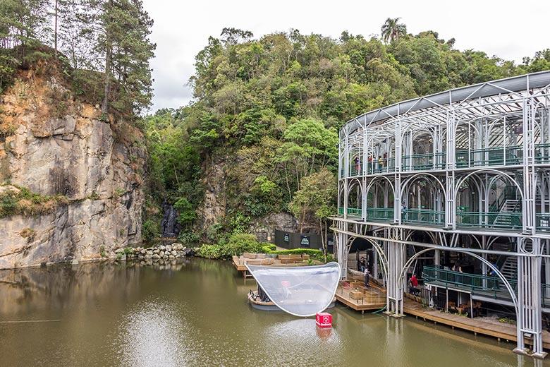 melhores pontos turísticos em Curitiba