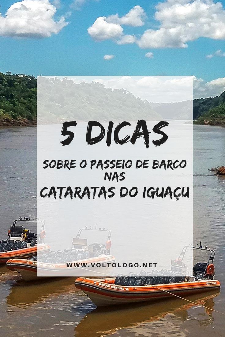 Macuco Safari: Entenda como funciona o passeio de barco nas Cataratas do Iguaçu. Qual a diferença entre ele e o Gran Aventura, quanto custa e muitas outras dicas!