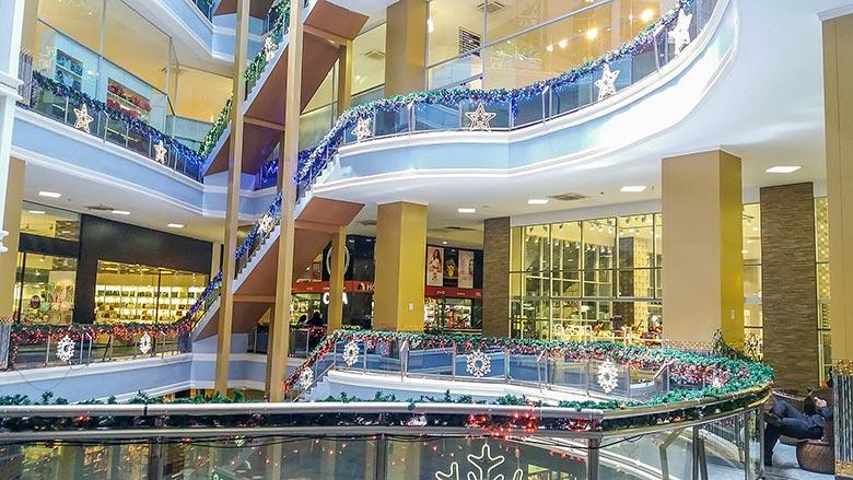 melhores shoppings no Paraguai