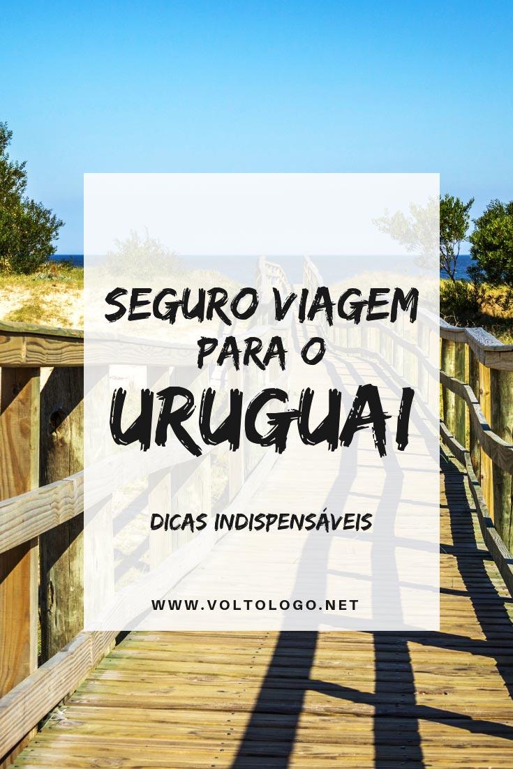 Seguro viagem para o Uruguai: Dicas práticas para você fugir das maiores roubas, e entender como contratar um seguro viagem adequadamente sem precisar gastar uma fortuna.