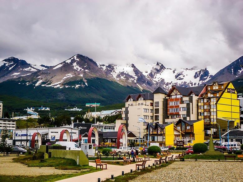 hospedagem durante viagem a Ushuaia