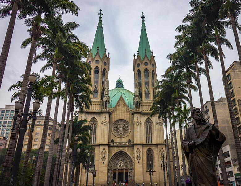 catedral em são paulo