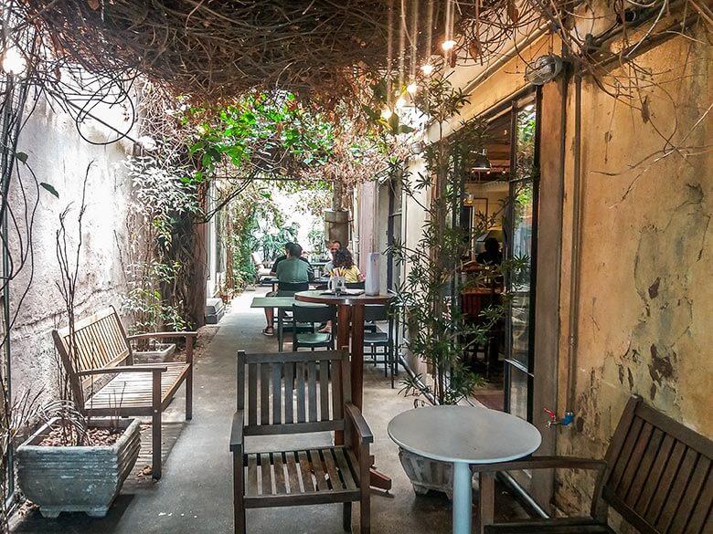 cafés na Vila Madalena, em São Paulo