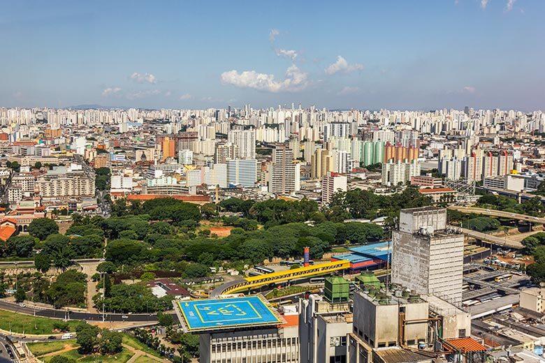 Farol Santander, em São Paulo
