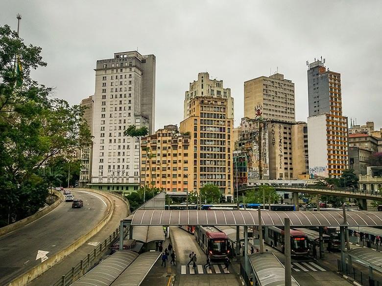 hotéis no centro de São Paulo - guia