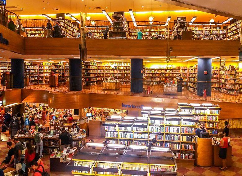 livraria cultura conjunto nacional são paulo