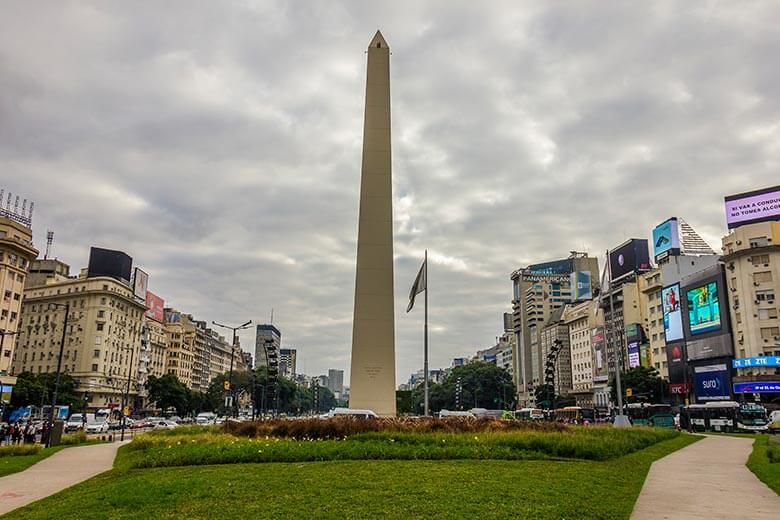 melhores hotéis em Buenos Aires perto do Obelisco