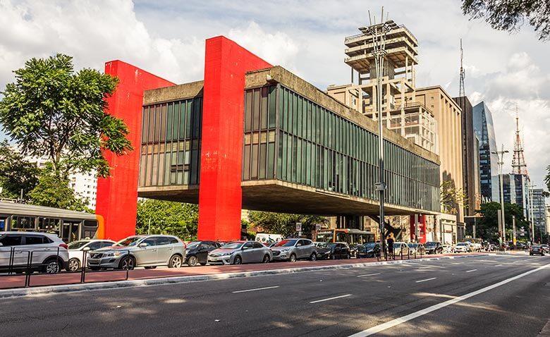 melhores museus em São Paulo - MASP