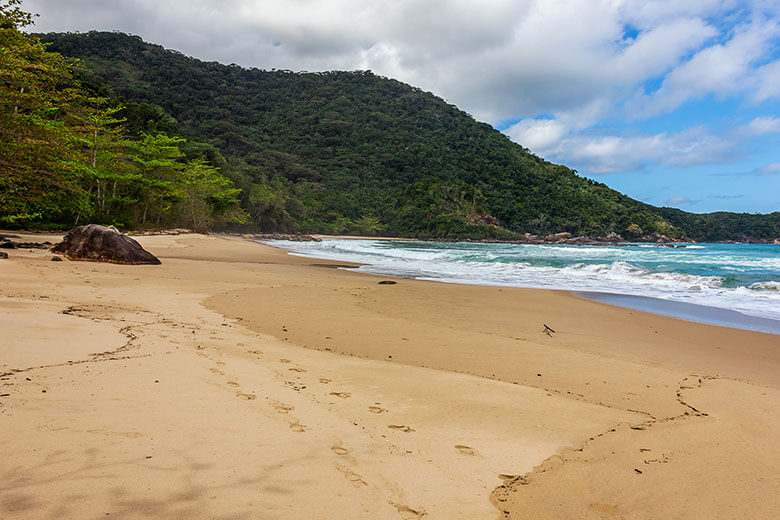 melhores praias de Paraty