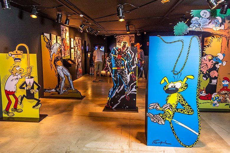 Museu da Imagem e Som em São Paulo