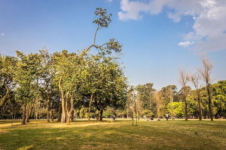 Parque Ibirapuera - Ponto Turístico em São Paulo