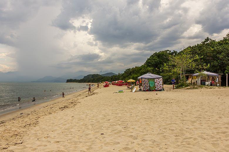 Praia de São Gonçalo, em Paraty, dicas