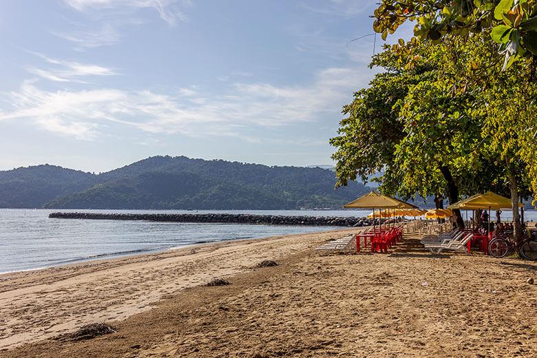 praias de Paraty estão liberadas?