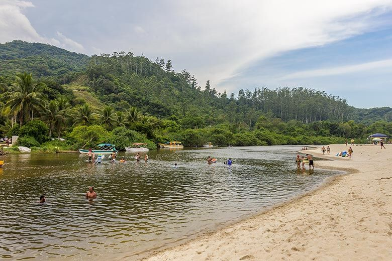 melhores praias de Paraty - São Gonçalo