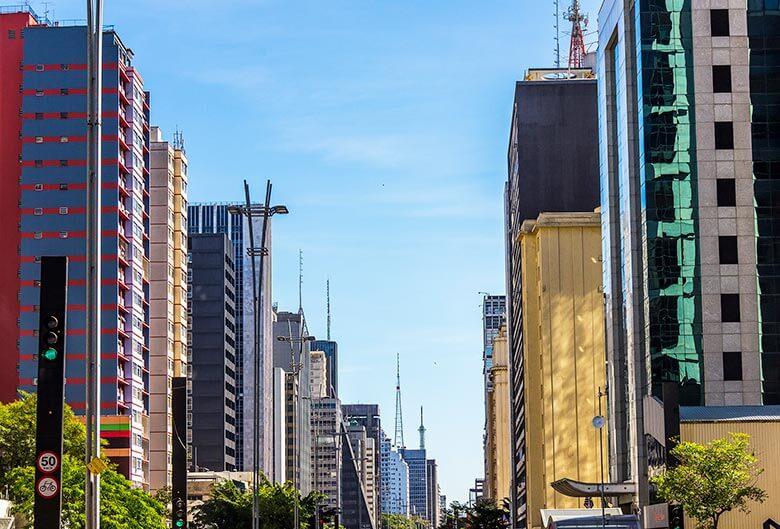 turismo arquitetônico em São Paulo