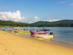 qual o melhor passeio de barco em Paraty