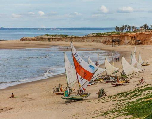 melhores praias de Fortaleza - dicas