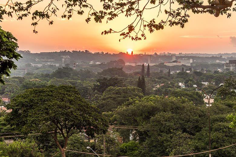 lugares para ver o pôr do sol em são paulo