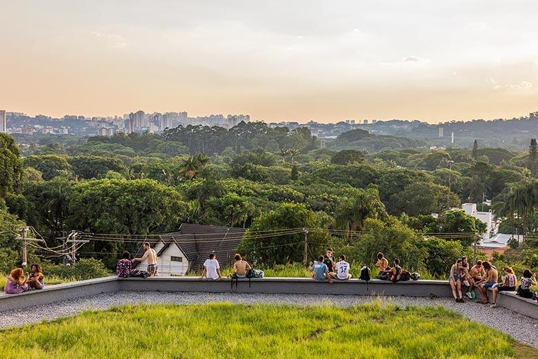 Praça do Pôr do Sol SP - dicas