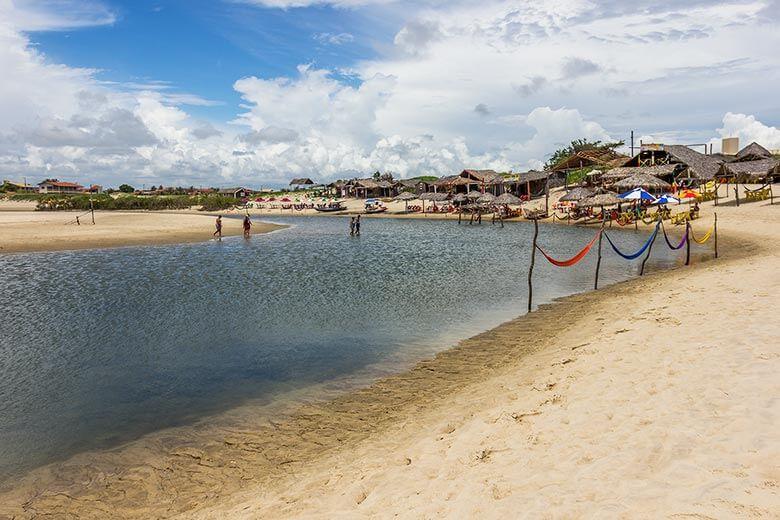 Praia de Águas Belas, no Ceará - dicas