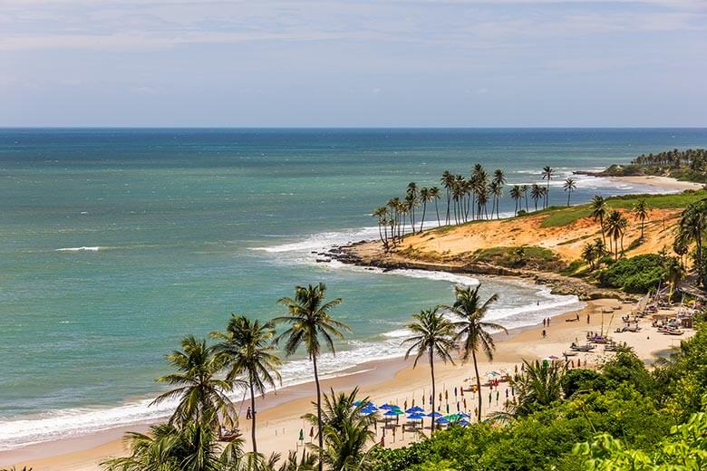Praia da Lagoinha, no Ceará