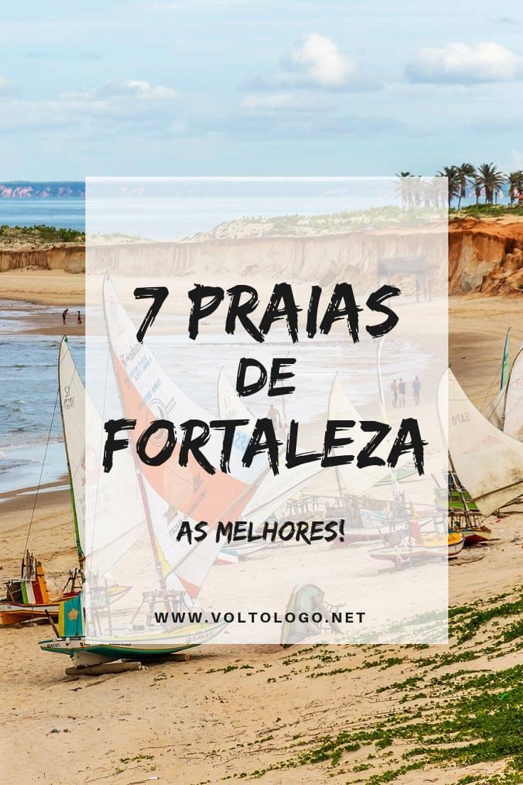 Praias de Fortaleza, no Ceará: descubra quais os destinos que não podem ficar de fora do seu roteiro pelo litoral cearense.