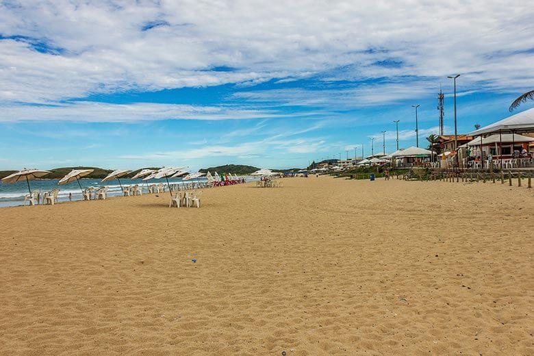 praias para conhecer em Cabo Frio