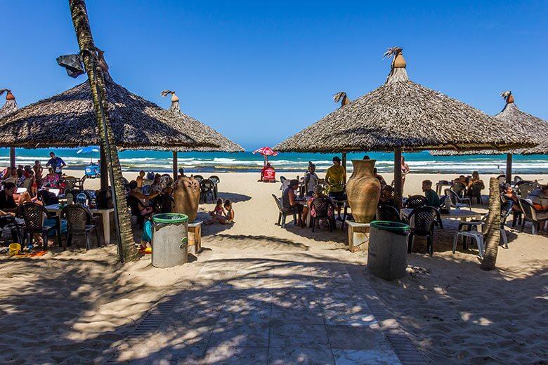 principais praias de Fortaleza