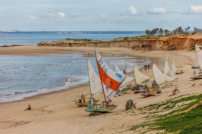 reservar pousadas em Canoa Quebrada