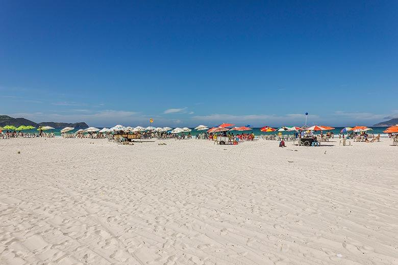 dicas para viajar a Cabo Frio, no Rio de Janeiro