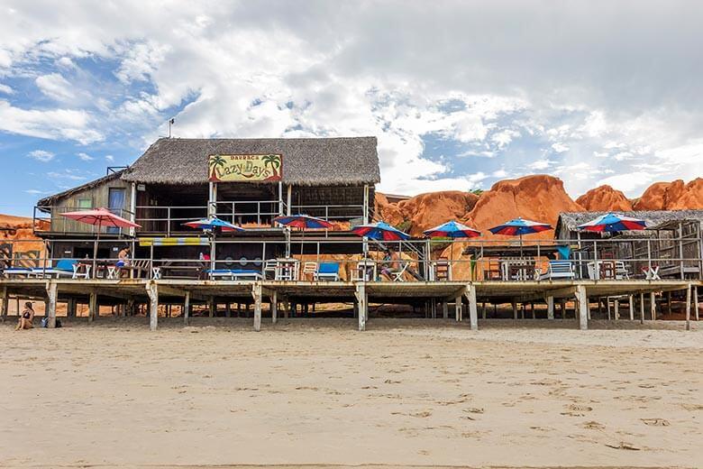 barracas em Canoa Quebrada - dicas