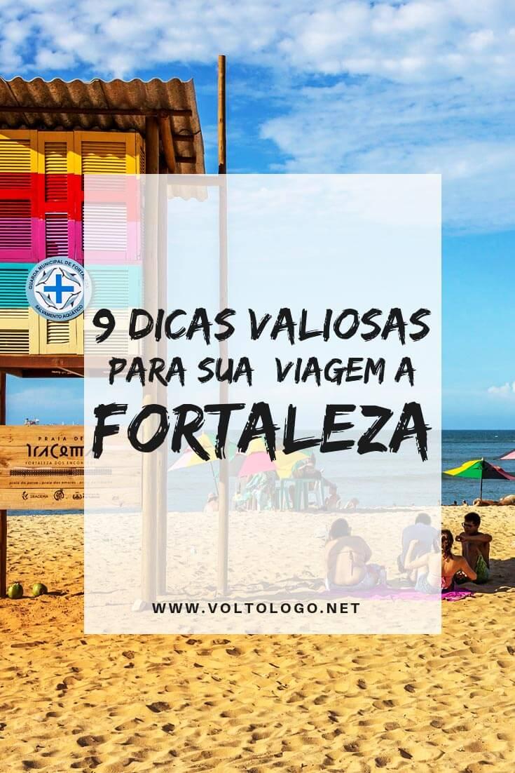 Fortaleza: Dicas de viagem para organizar suas férias na capital do Ceará. Descubra quando ir, quantos dias ficar, como escolher sua hospedagem, quais as principais praias e pontos turísticos e como fazer o seu roteiro de viagem.