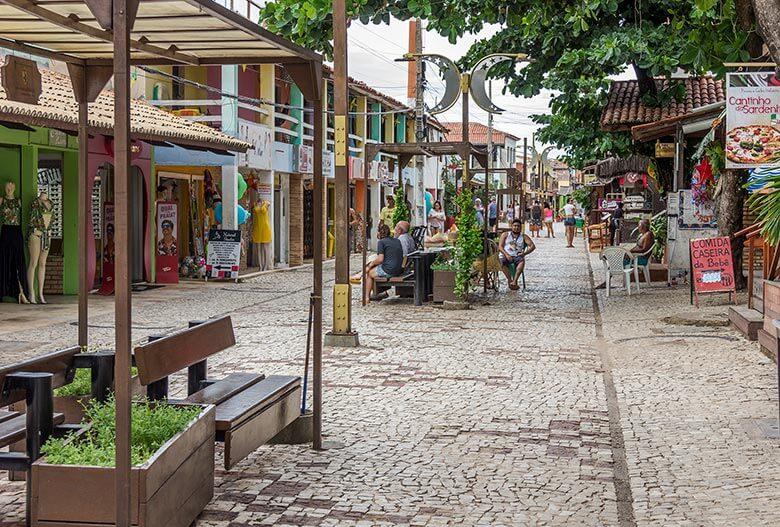 hotéis para se hospedar em Canoa Quebrada