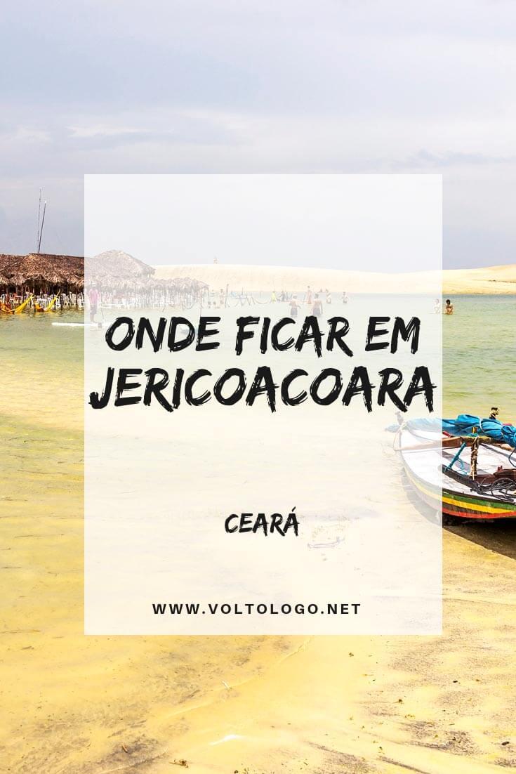 Onde ficar em Jericoacoara, no Ceará: Dicas de lugares para se hospedar durante uma viagem pelo destino mais famoso do litoral cearense. Descubra quais são as melhores áreas, além de hostels, hotéis e pousadas com excelente custo-benefício.