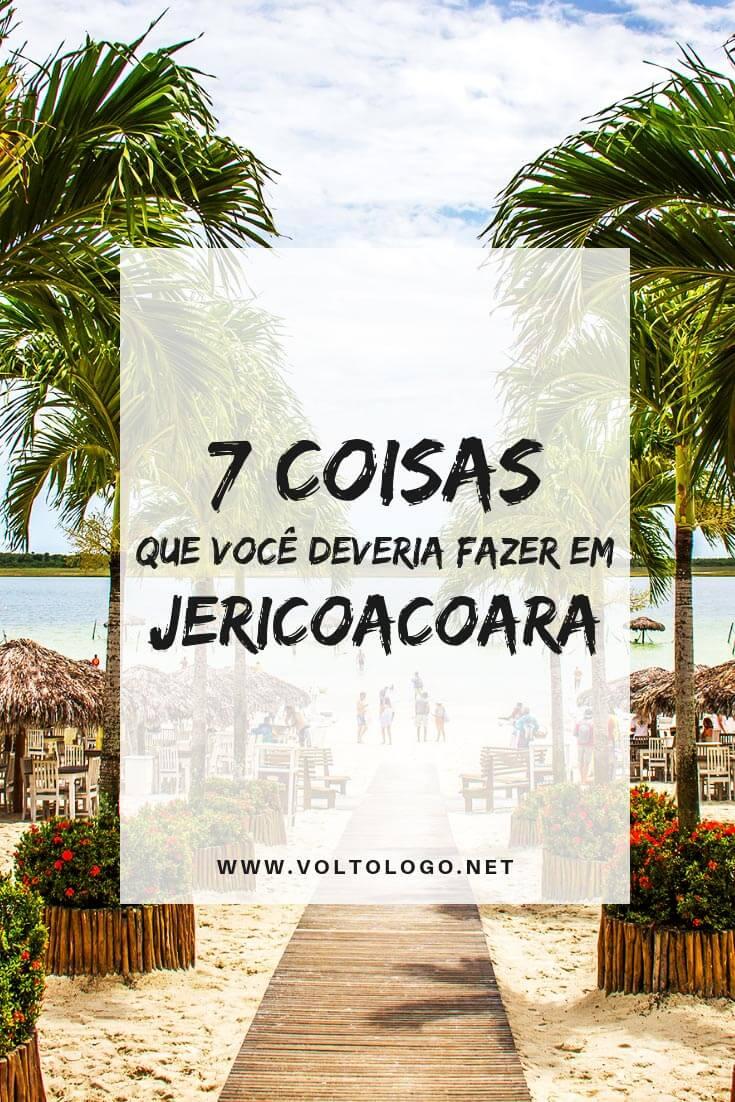 O que fazer em Jericoacoara: Dicas de praias, passeios, atrações, pontos turísticos e lugares para conhecer durante a sua viagem pela vila mais famosa do Ceará.