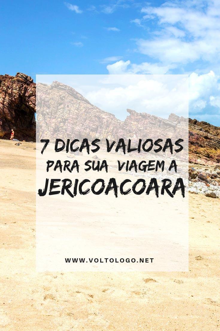 Viagem a Jericoacoara, no Ceará: Dicas práticas para você organizar suas férias. Descubra quando ir, quantos dias ficar, como chegar, onde se hospedar, quais são as principais atrações e os gastos.