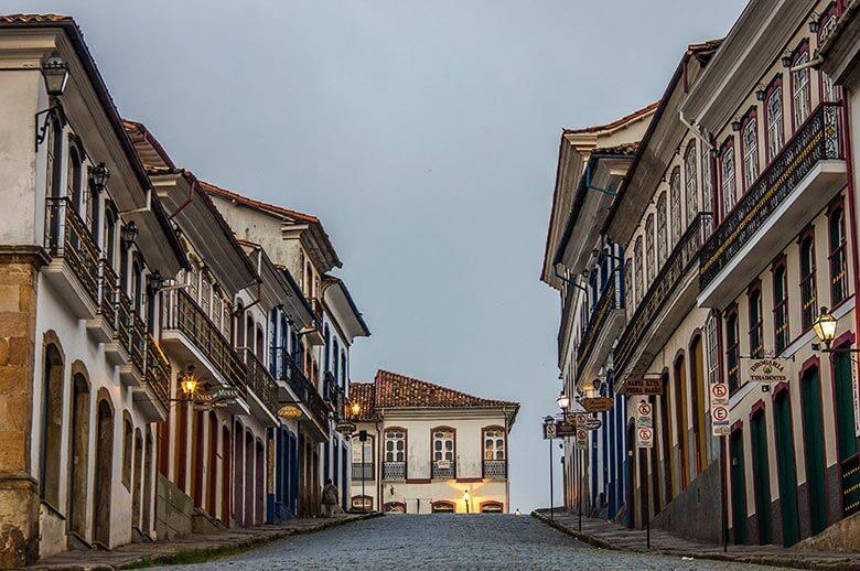 lugares baratos para ficar em Ouro Preto