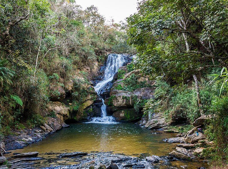 melhores cachoeiras em São Thomé das Letras