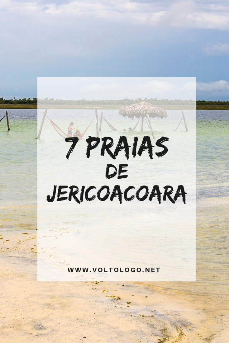 Praias de Jericoacoara: Descubra como são as principais praias da vila mais famosa do Ceará, e quais delas valem incluir no seu roteiro de viagem. (Inclui dicas da Lagoa do Paraíso e da Praia da Pedra Furada).