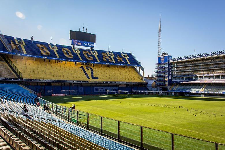 Museu do Boca Juniors, em Buenos Aires
