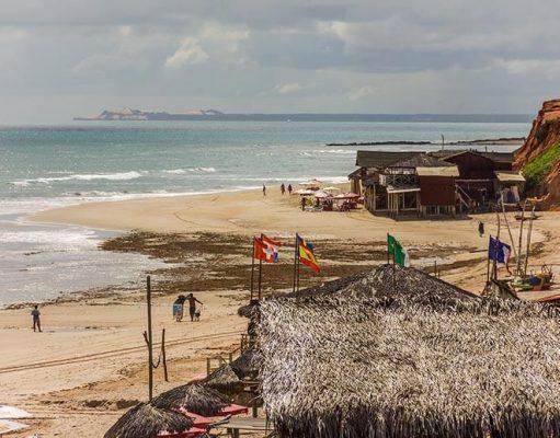 dicas de onde ficar em Canoa Quebrada, no Ceará