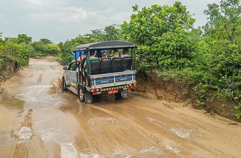 ônibus de Fortaleza para Jericoacoara - dicas