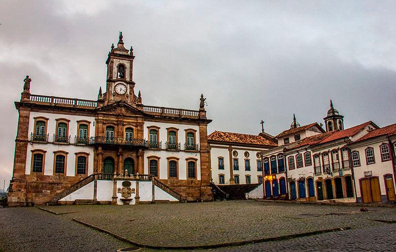 reservar pousadas em Ouro Preto