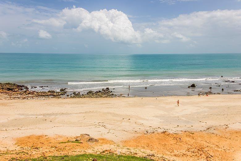 Praia das Conchas em Jericoacoara
